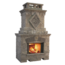 BRISTOL FIREPLACE